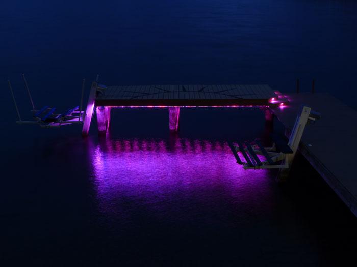 dock lighting - accent led lighting, Reel Combo