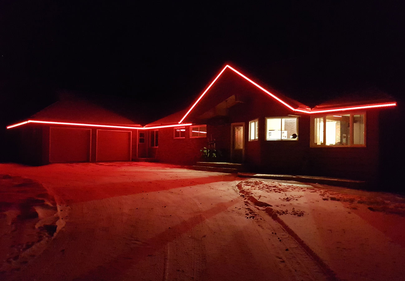 Christmas lighting permanent accent led lighting watch the accent led video solutioingenieria Images